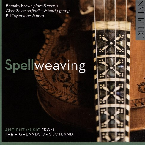 Colin campbell - Campbell:Spellweaving (CD) - image 1 of 1