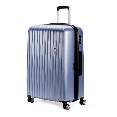 SWISSGEAR 28  Energie PolyCarb Hardside Suitcase - Periwinkle