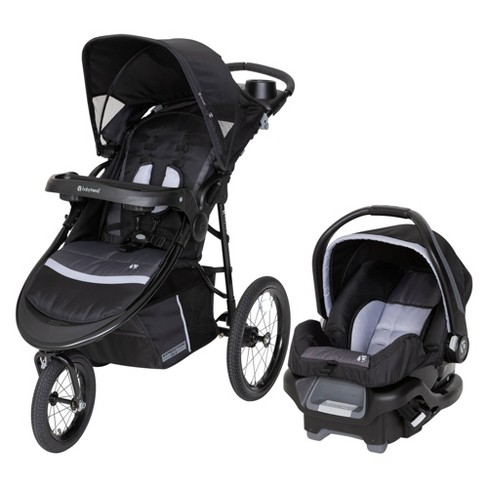 Baby Trend Expedition Dlx Jogger Travel, Baby Trend Jogging Stroller Chicco Car Seat