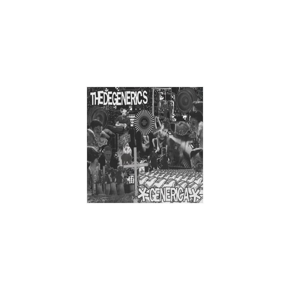 Degenerics - Generica (Vinyl)