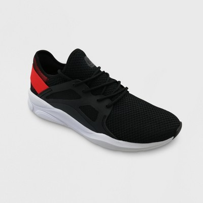 Men's C9 Champion® Flare 2 Athletic Shoes - Black/Red