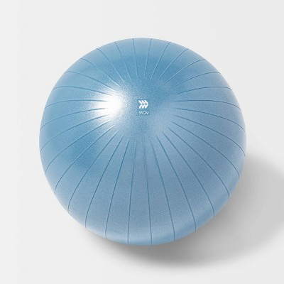 Stability Ball 55cm Blue - All in Motion™