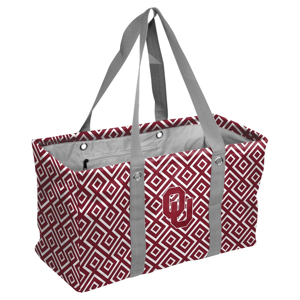 Oklahoma Sooners Picnic Caddy Tote