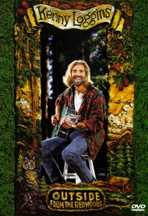 Loggins: outside from the redwoods (DVD) - image 1 of 1