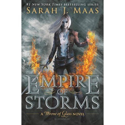 Empire of Storms (Throne of Glass Series #5) (Hardcover) by Sarah J. Maas