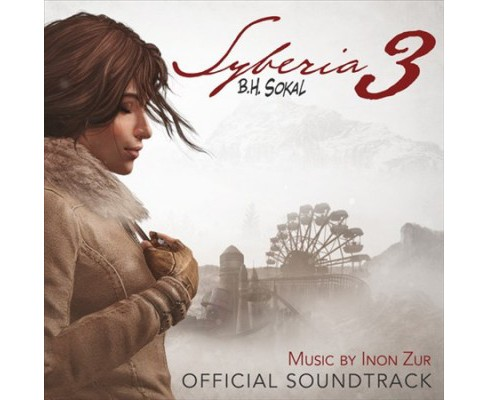 Various - Syberia 3 (Ost) (Vinyl) - image 1 of 1