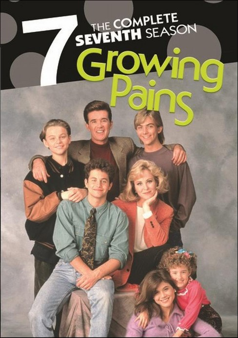 Growing pains:Complete seventh season (DVD) - image 1 of 1