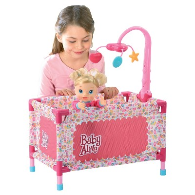 Baby Alive Doll Deluxe Play Yard : Target