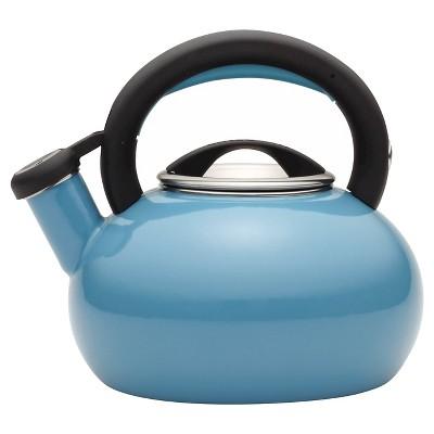 Circulon 1.5 Qt. Sunrise Teakettle - Turquoise