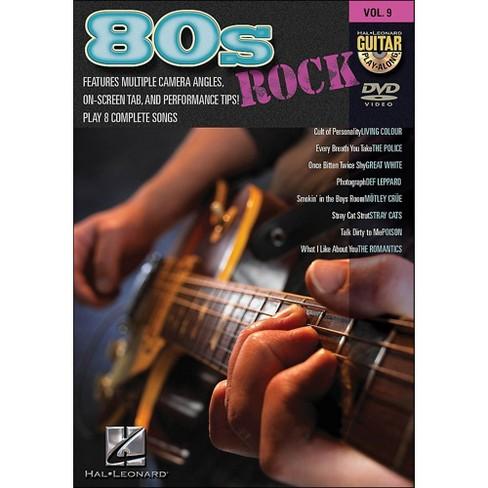 Hal Leonard 80S Rock - Guitar Play-Along DVD Volume 9 - image 1 of 1