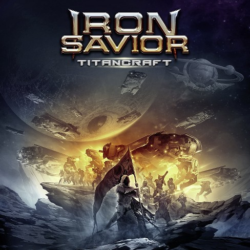 Iron Saviour - Titancraft (CD) - image 1 of 1