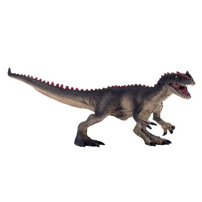 Mojo Dinosaur Allosaurus with Articulated Jaw Realistic Figure