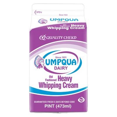 Umpqua Heavy Whipping Cream - 1pt