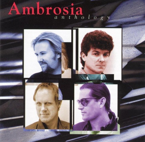 Ambrosia - Anthology (CD) - image 1 of 1