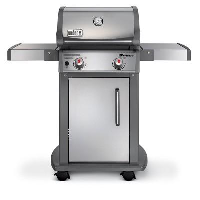 Weber® Spirit S-210 LP Gas Grill - Stainless