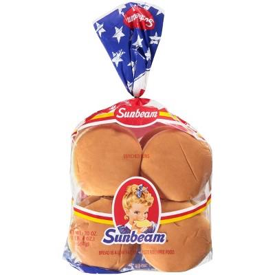 Sunbeam Sandwich Rolls - 21oz/8ct