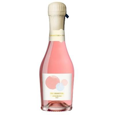 Sparkling Rosé Wine - 187ml Bottle - The Collection
