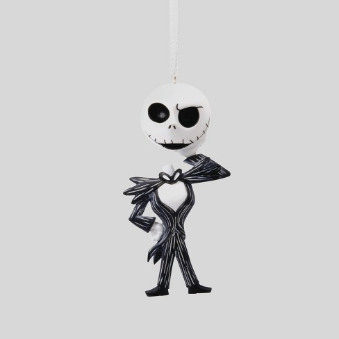 Jack Skellington Christmas.Disney Nightmare Before Christmas Jack Skellington Christmas Ornament