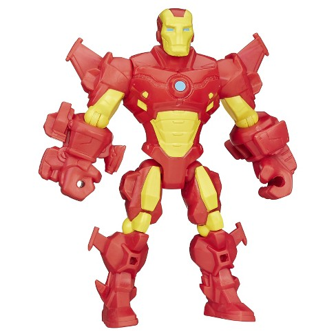 Marvel Super Hero Mashers Iron Man Action Figure - image 1 of 2