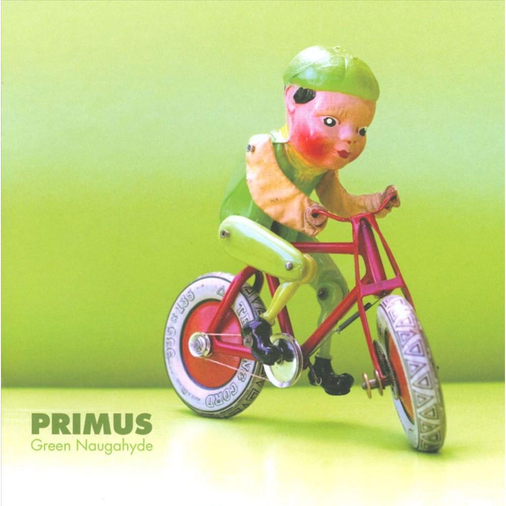Primus - Green Naugahyde (CD), None - Dnu