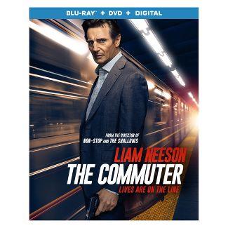 The Commuter (Blu-Ray + DVD + Digital)