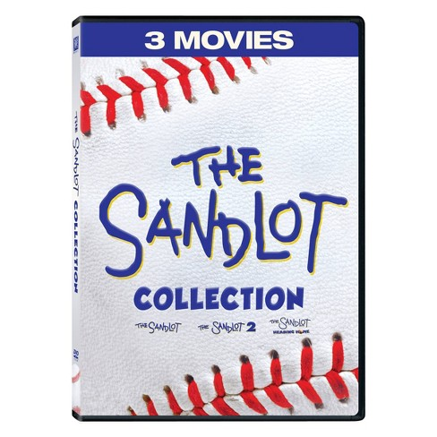 Sandlot Triple Feature (DVD) - image 1 of 1