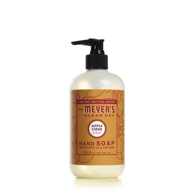 Mrs. Meyer's Clean Day Hand Soap - Apple Cider - 12.5 fl oz
