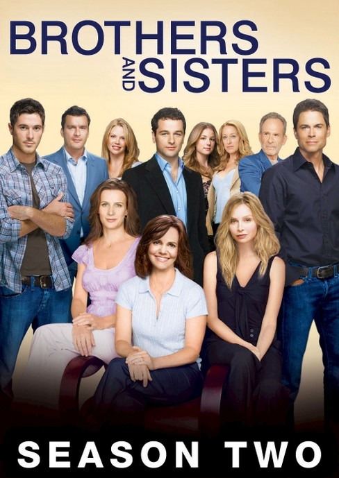 Brothers & Sisters: The Complete Second Season [5 Discs] - image 1 of 1