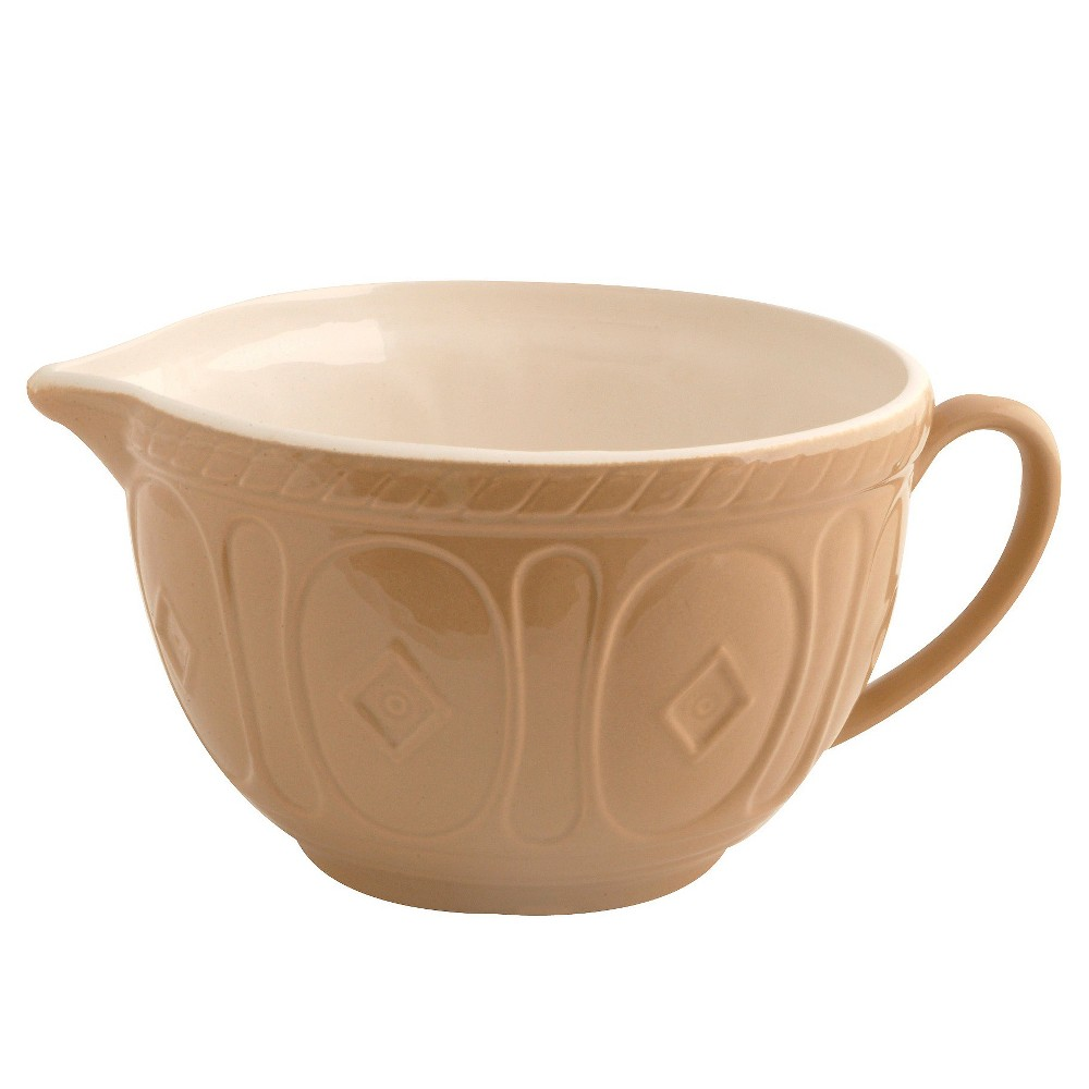 Image of Mason Cash Batter Bowl - Cane, Beige