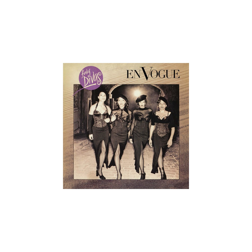 En Vogue - Funky Divas (Vinyl)