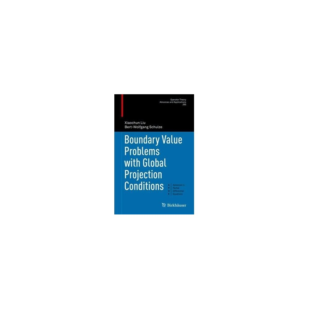 Boundary Value Problems With Global Projection Conditions - (Hardcover)