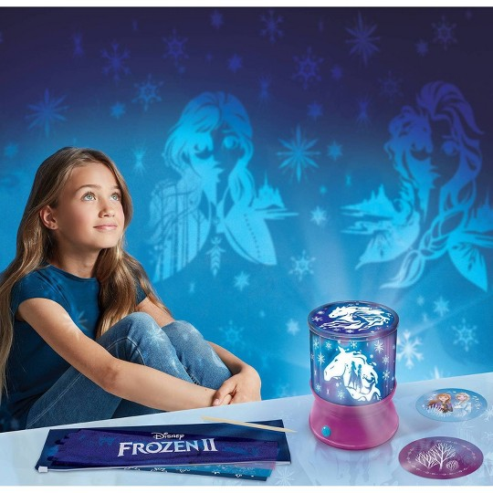 Disney Frozen 2 StarLight Projector image number null