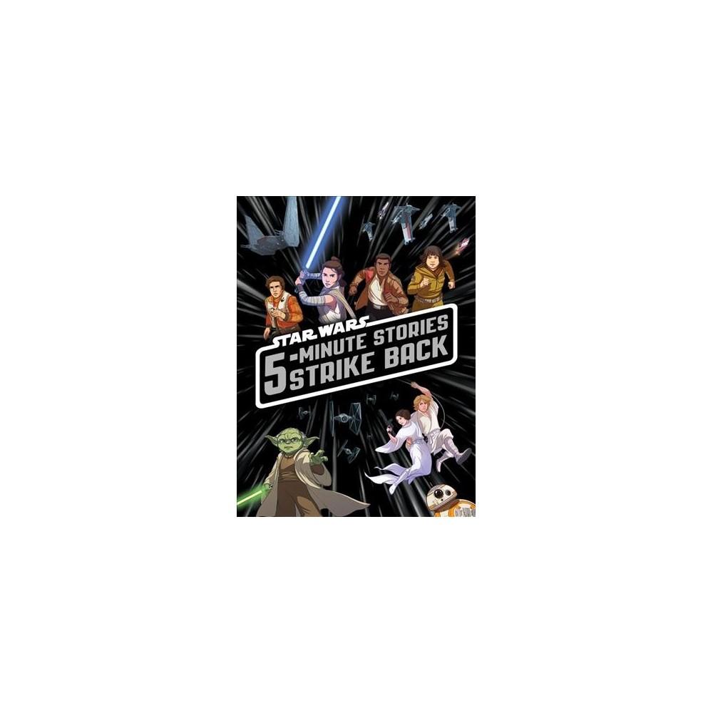 5-Minute Star Wars Stories Strike Back (Hardcover)