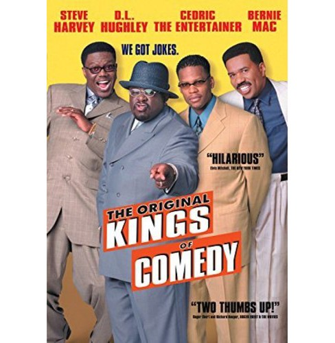 The Original Kings of Comedy (DVD) - image 1 of 1