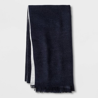 Men's Reversible Oblong Scarf - Goodfellow & Co™ One Size