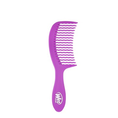 Wet Brush Comb Purple