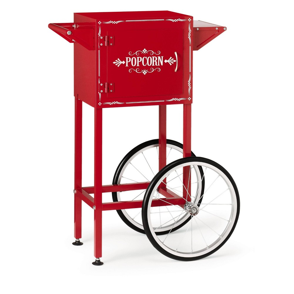 Cuisinart Kettle Style Trolley Popcorn Cart – Red Cpm-2500TR 51252001