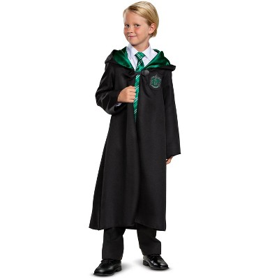 Harry Potter Slytherin Robe Classic Child Costume