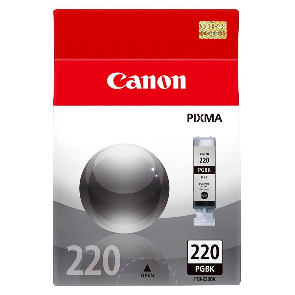 Canon Pgi-220 Single Ink Cartridge - Black (2945B012)