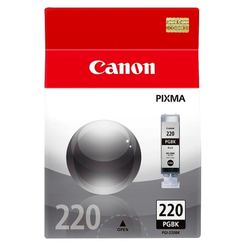 Canon PGI-220 Single Ink Cartridge - Black (2945B012) - image 1 of 1