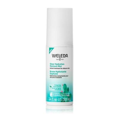 Weleda Sheer Hydration Facial Moisture Mist - 3.4 fl oz