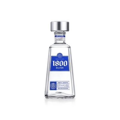 1800 Silver Tequila - 750ml Bottle
