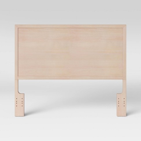 Porto Full/Queen Headboard Bleached Wood - Project 62™ - image 1 of 4