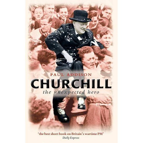 Churchill - by  Paul Addison (Paperback) - image 1 of 1