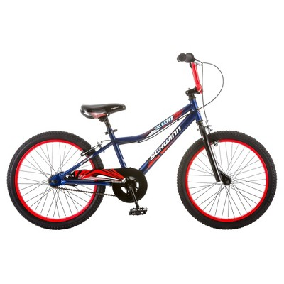 """Schwinn Falcon 20"""" Kids' Bike - Blue/Red"""