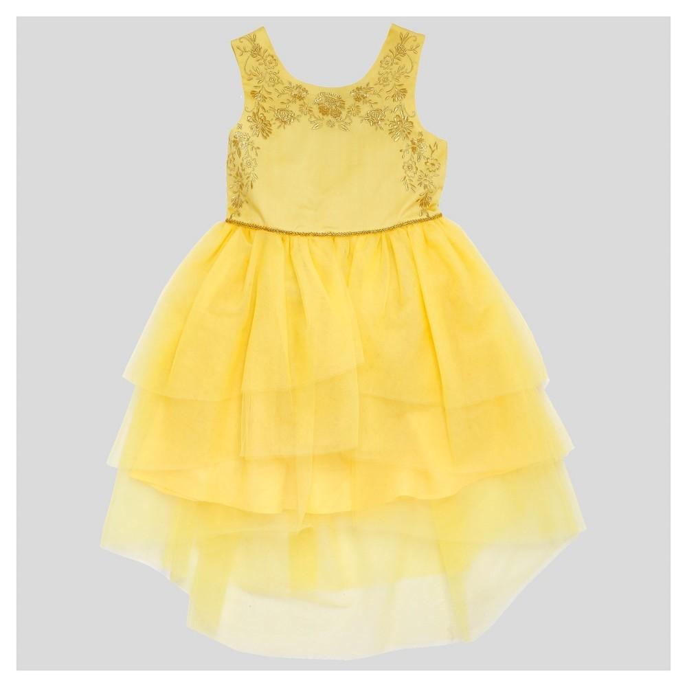 Girls' Beauty and the Beast Dress -  M