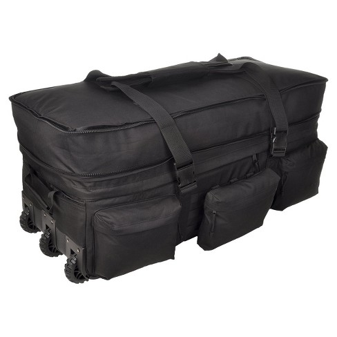 Sandpiper of California Rolling Loadout Bag Suitcase - Black (X-Large) - image 1 of 1