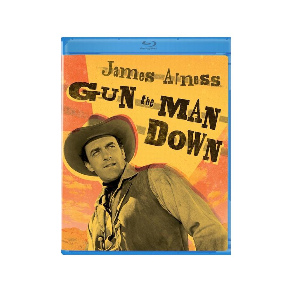Gun The Man Down (Blu-ray)
