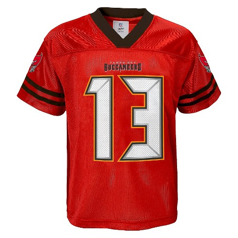 ab93ce86e Mike Evans Tampa Bay Buccaneers Boys' Player Jersey L : Target