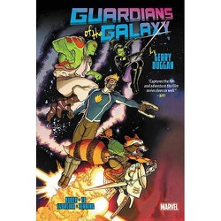 Guardians of the Galaxy by Gerry Duggan Omnibus - (Hardcover)